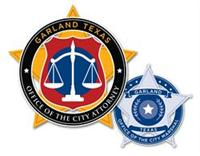 City Attorney and City Marshal Seals